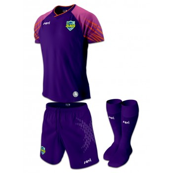 FC3LACS Short Sleeves...
