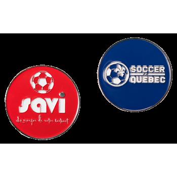 Soccer Quebec Referee Coin